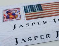 """Jasper Johns Artist """"Box"""""""