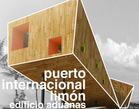 Puerto Internacional Limón Edificio Aduanas