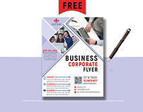 Free Business Flyer PSD