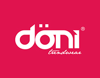 Doni. Marca y manual de identidad corporativa
