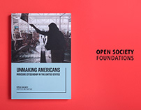Unmaking Americans book design