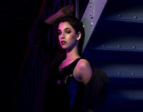 Elena stairs