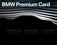 BMW / American Express - Card Design