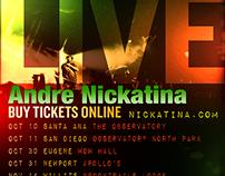 Andre Nickatina Flyers