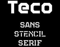 TECO SANS Font