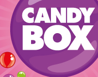 Candy Box Labels