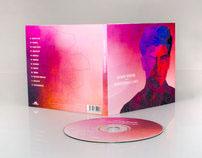 CD cover   Jamie Woon