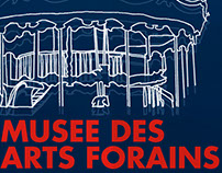 Musee Des Arts Forains - Rebranding