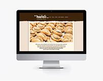 Website Design on Squarespace for Restaurant