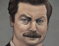 Ron Swanson of PNR