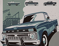 Ford Heritage Month Posters