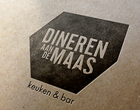 Logo for a restaurant in Rotterdam
