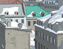 Toîtures / Rooflines