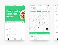 New Food App