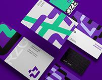 RZQ brand design.