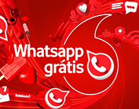 Vodacom - whatsApp campaign