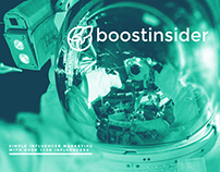 BoostInsider Pitch Deck