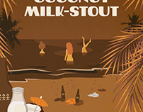 Coconut Milk-Stout