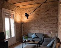 Modernist house in Barcelona