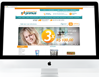Social Media Menagement - Drug Store