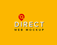 Direct Industrial Directory Website Mockup