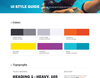 Always Under The Sun UI Style Guide