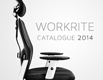 Workrite | Chairs Catalog Design