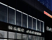 Marc Jacobs | Kerry Centre - Shanghai, China