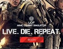 UDF Combat Simulator
