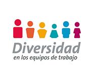 Logo Diversidad para Holcim Argentina