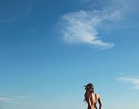 Sylvie & the sea.