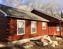 Buena Vista Colorado Log Home Repair
