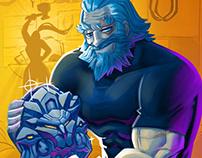 Reinhardt - Strength Tarot