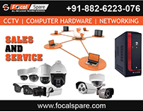Focal Spare Banners