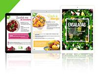 Vive Verde Vegan Recipe Book