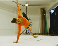 Behind Scenes Video | Rumi Yoga Campaign Shooting
