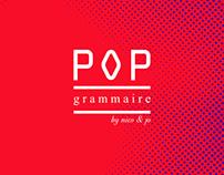 POP grammaire