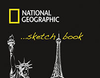National Geographic SketchBook