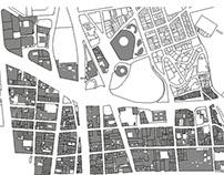 PROYECTO LUGAR/2014-2/ Plan de Masas Centro de Bogotá