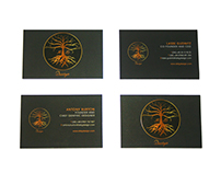 ABLG Design Business Cards