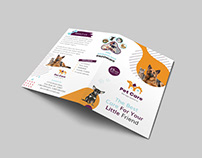 Pet Care Bifold Brochure