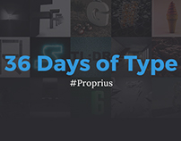 36 Days of Type (2016)