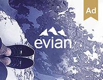 evian® - Prestige campaign