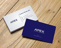 Business card APEX