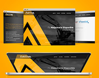 Landing Page - ACTIVA