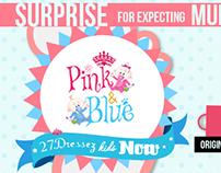 Pink&Blue 27Dresses | Web