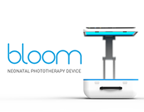 Bloom: Neonatal Phototherapy Device