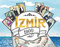 İzmir1900 Kutu Oyunu Tasarımı