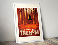 The HUM in the Woods