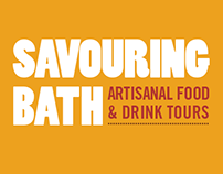 Savouring Bath | Identity + Website
